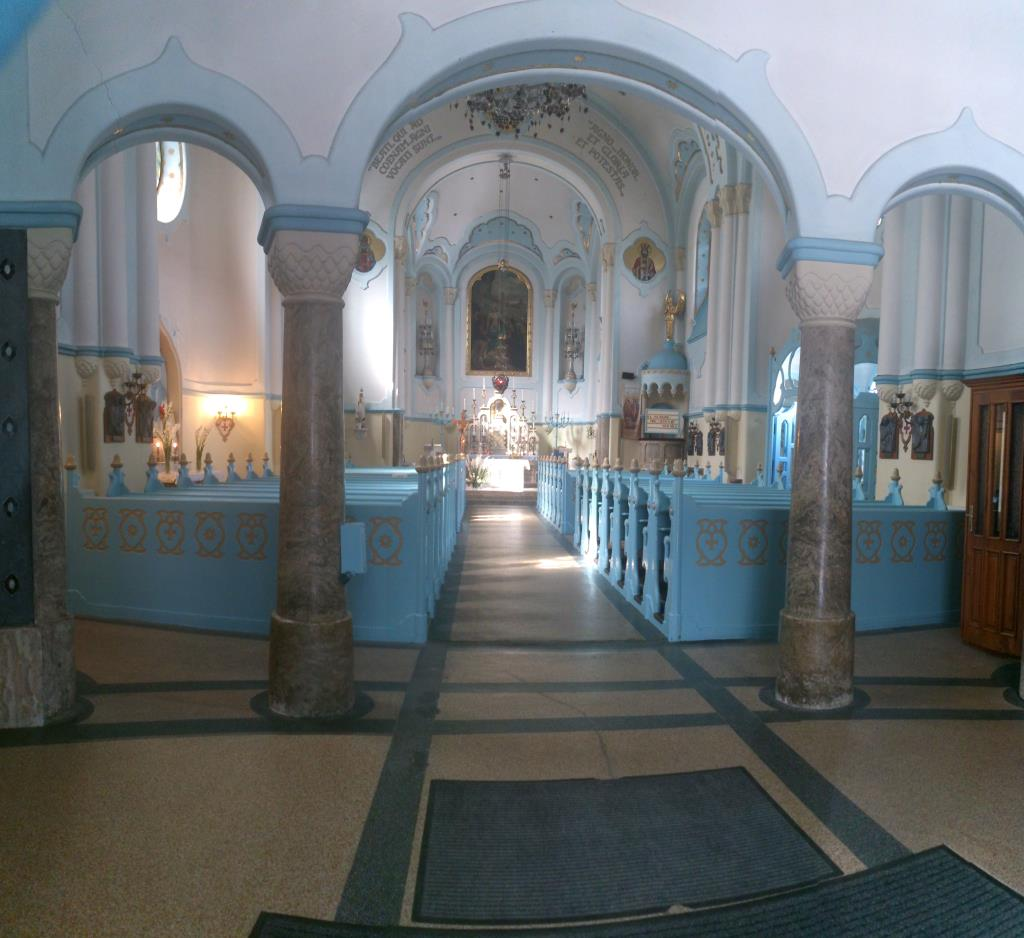 St. Elisabeths kyrka (Blå Kyrkan) Bratislava