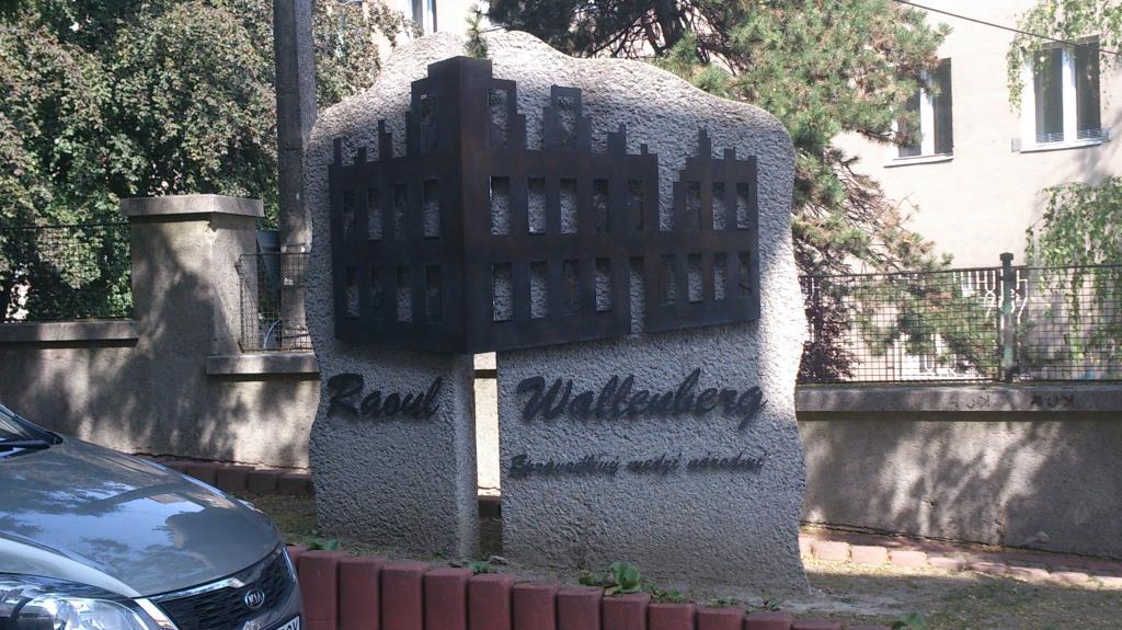 Raol Wallenberg - Bratislava