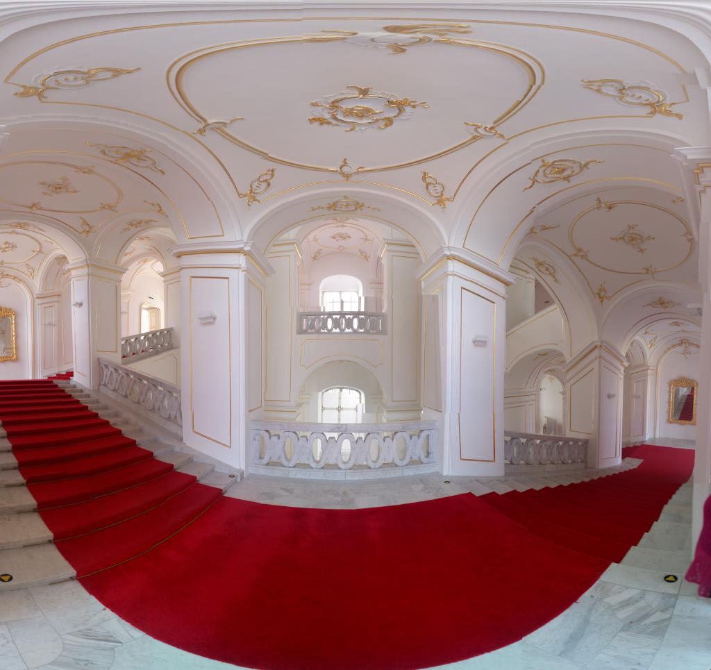 Trapphus Bratislava slott – Bratislava Hrad