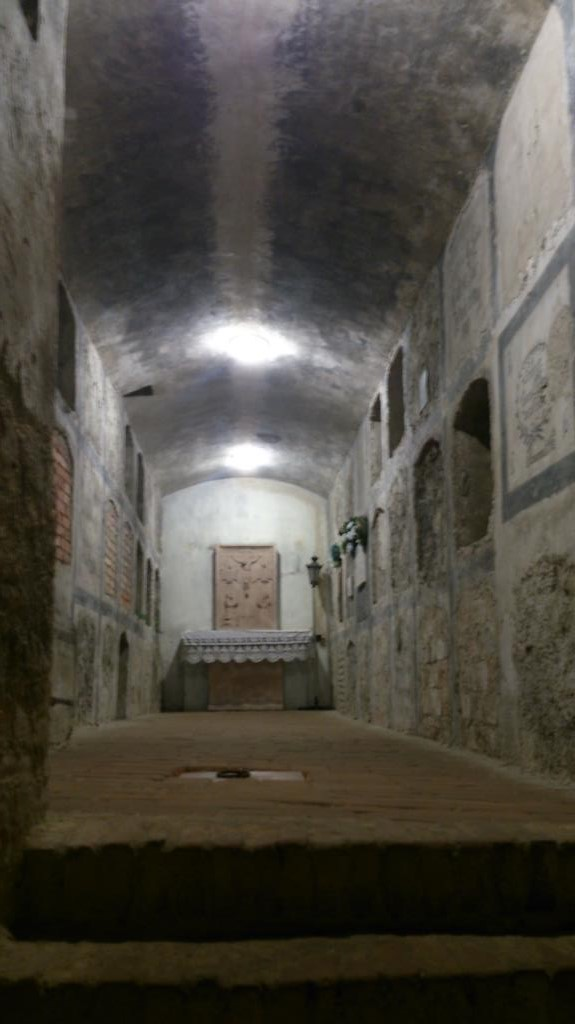 Krypta under St Martin katedralen - Bratislava
