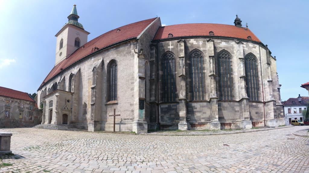 St Martin katedralen - Bratislava