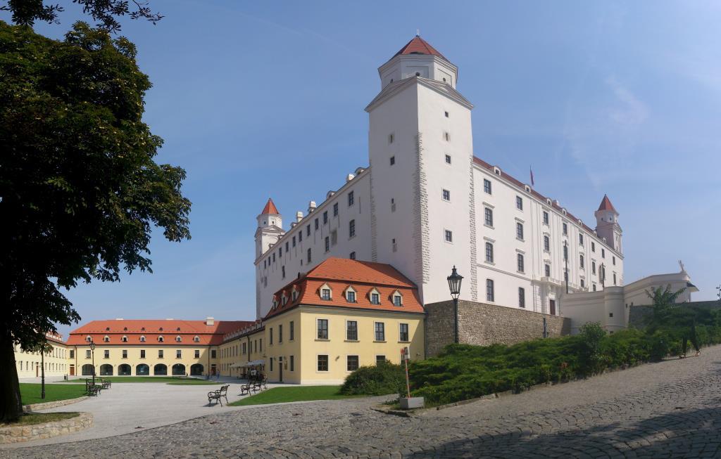Bratislava slott – Bratislava Hrad