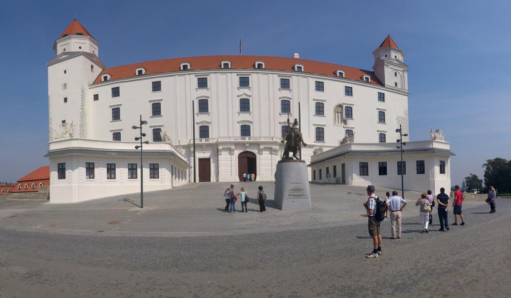 Bratislava slott - Bratislava Hrad
