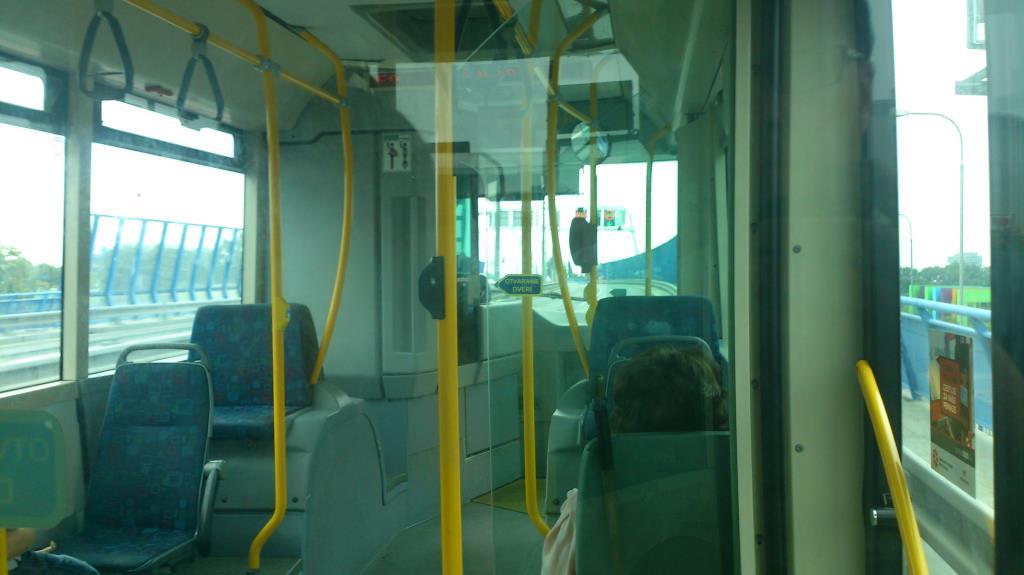 Busstur i Bratislava