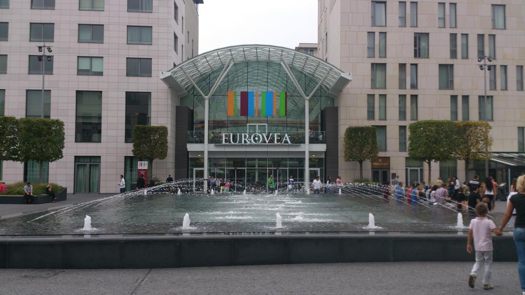 Eurovea - Bratislava