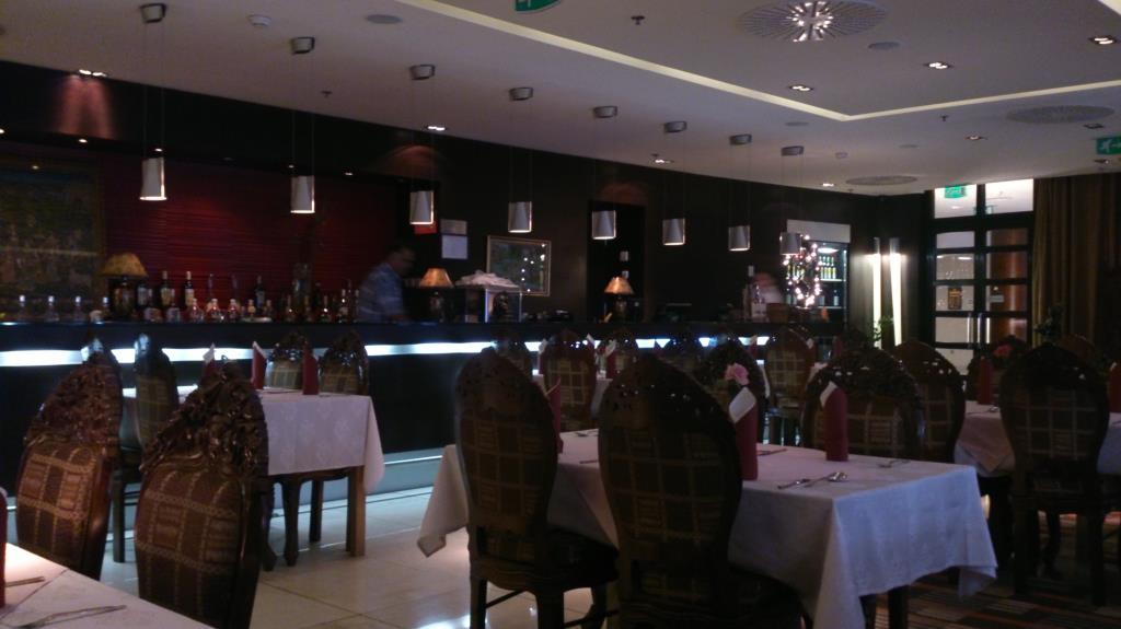 Ashoka Indisk restaurang - Bratislava