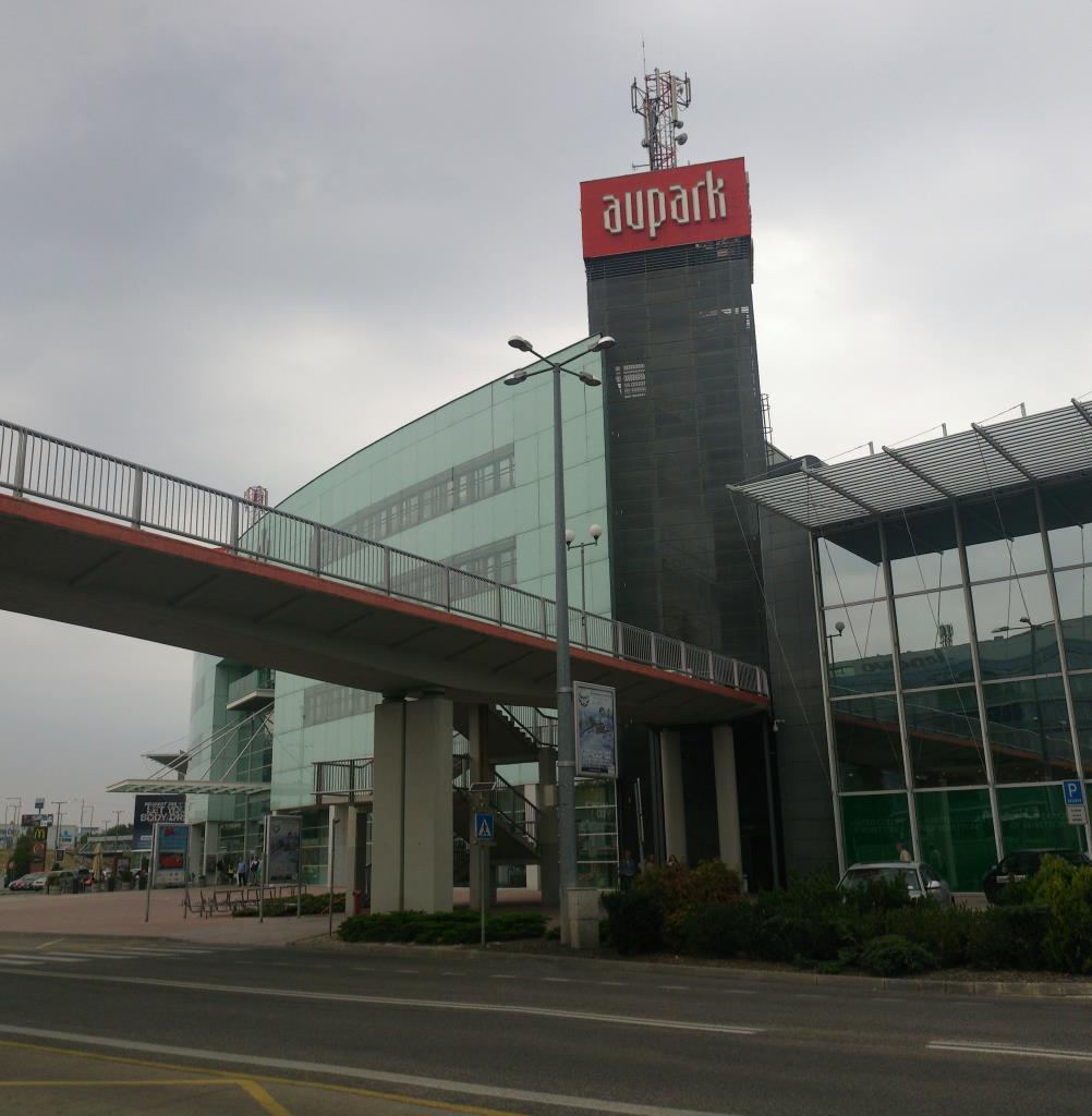 Aupark - Bratislava
