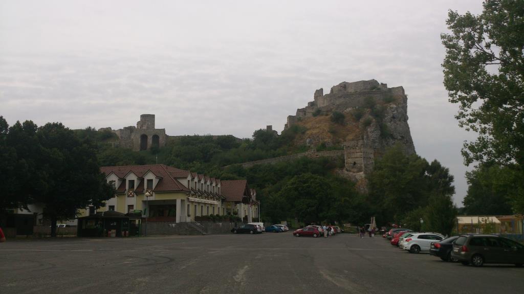 Slottet Devin - Bratislava