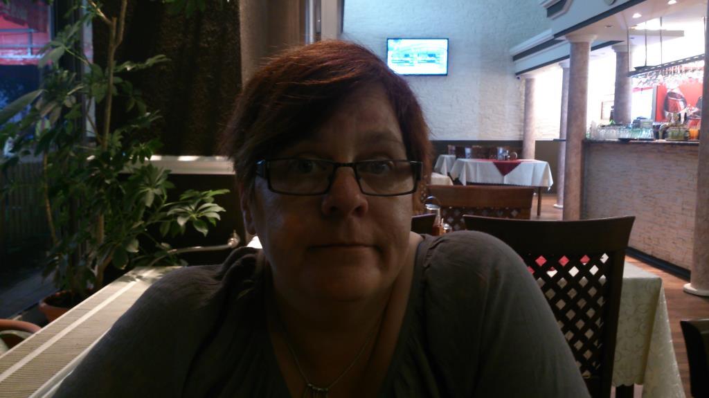 Älskade hustrun på Pizza Napoli - Bratislava