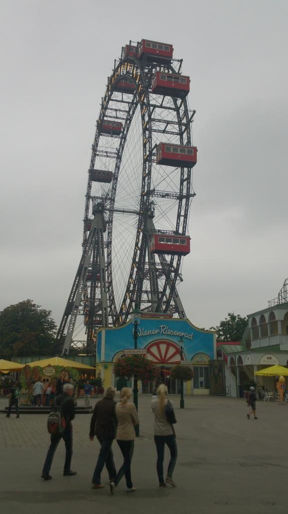 Riesenrad - Prater Wien