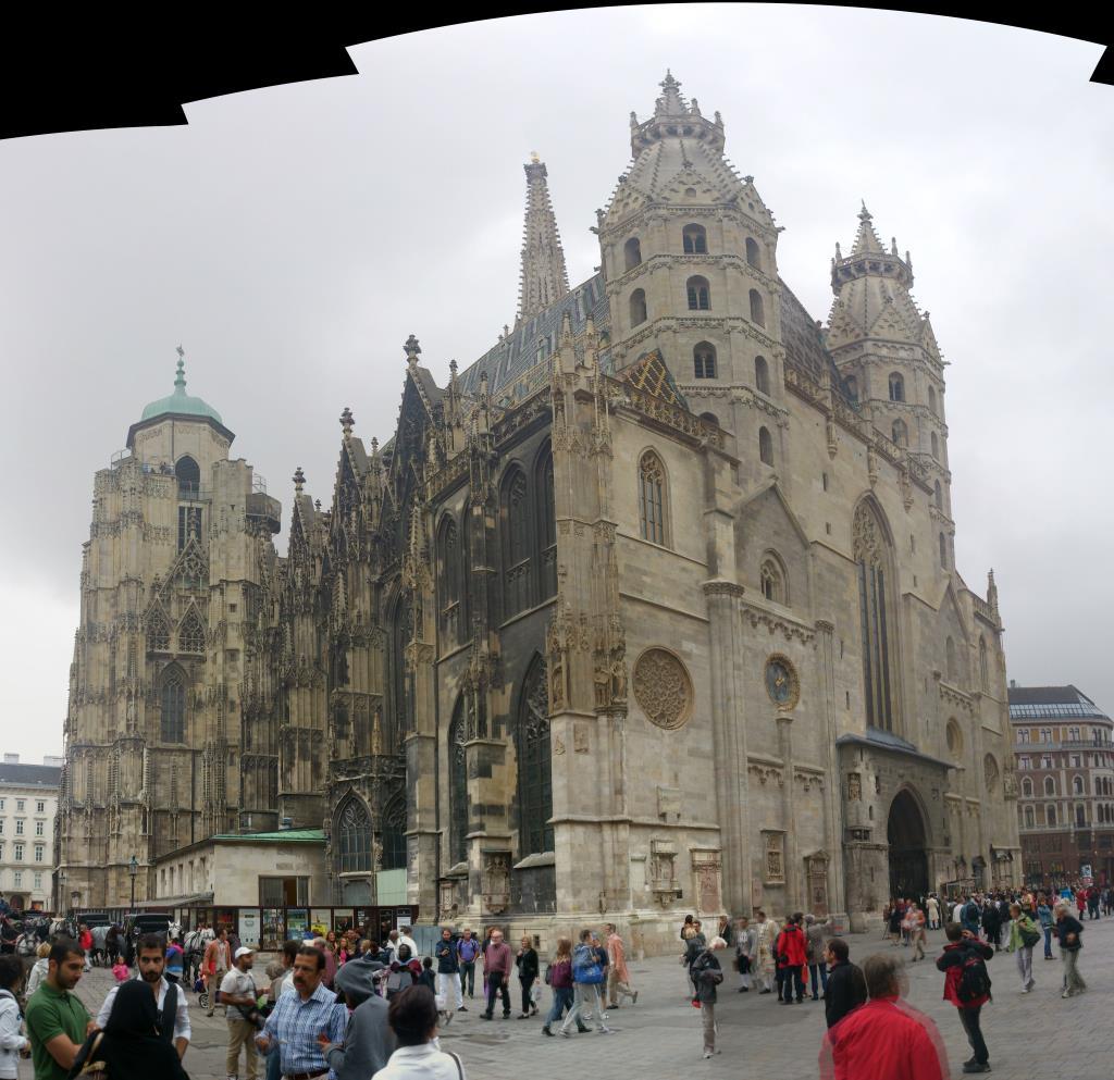 Stefansdomen - Wien