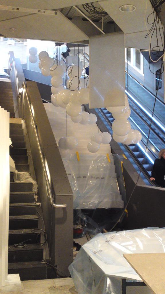 Morgondagens Väder - Centralstationen Stockholm