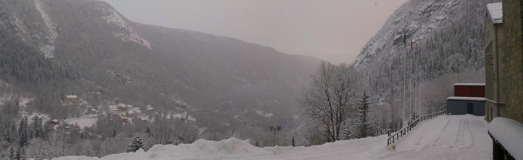 Vy utanför Vermok, Rjukan