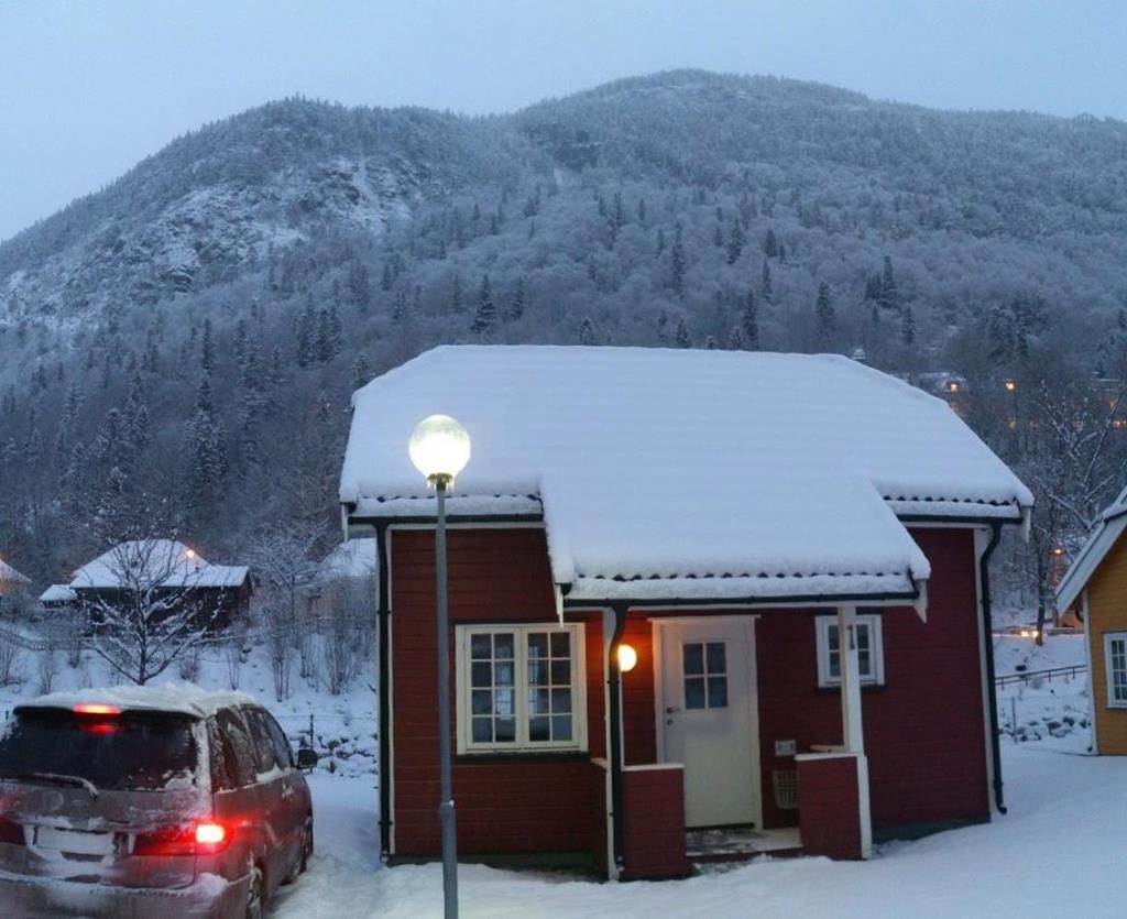 Rjukan Hytteby, Nr:1