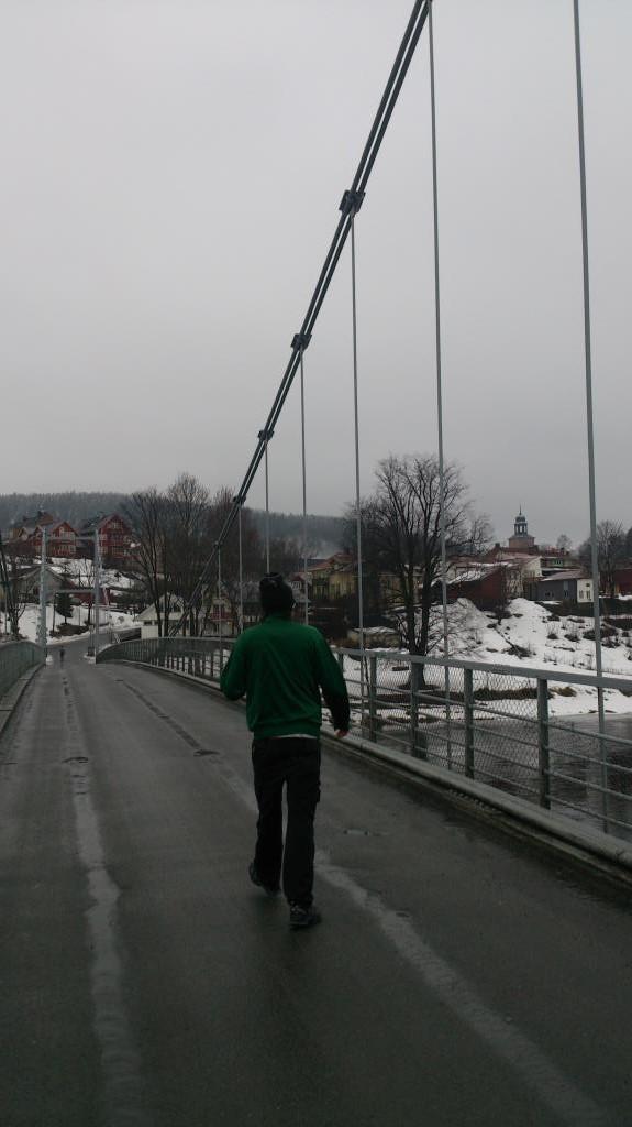 Turf-zon i Kongsberg