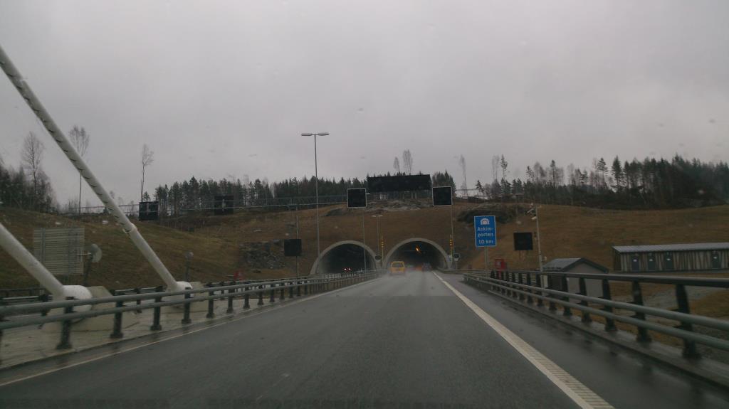 Askimporten, Norge