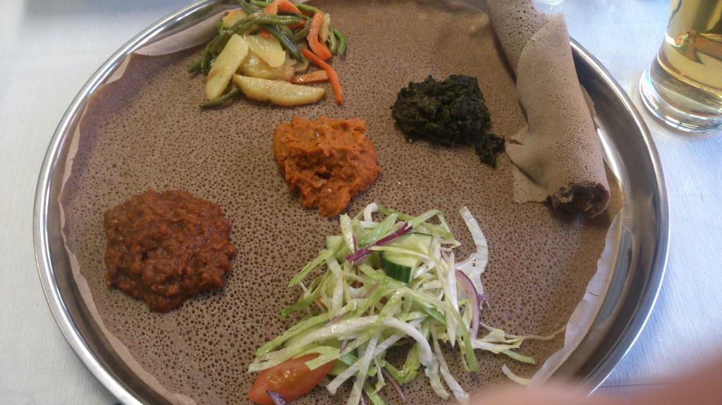 Veg Etiopisk/Eritreansk mat