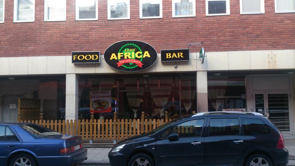 East Africa Gävle