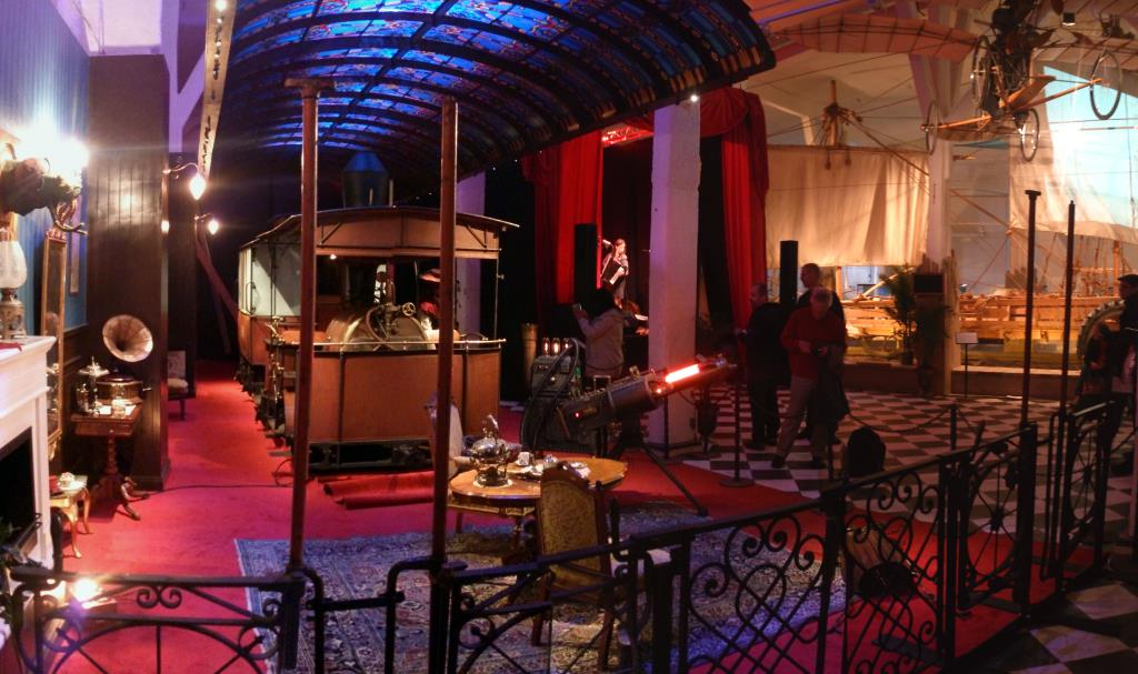 Steampunkfestivalen 2014
