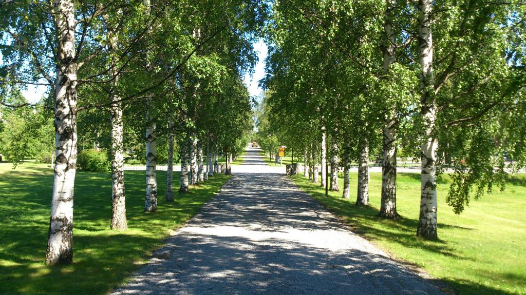 Luleå, Residensparken