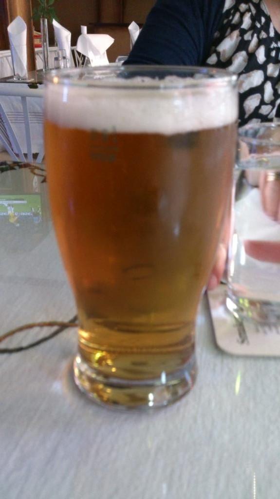 Öl på East Africa, Gävle