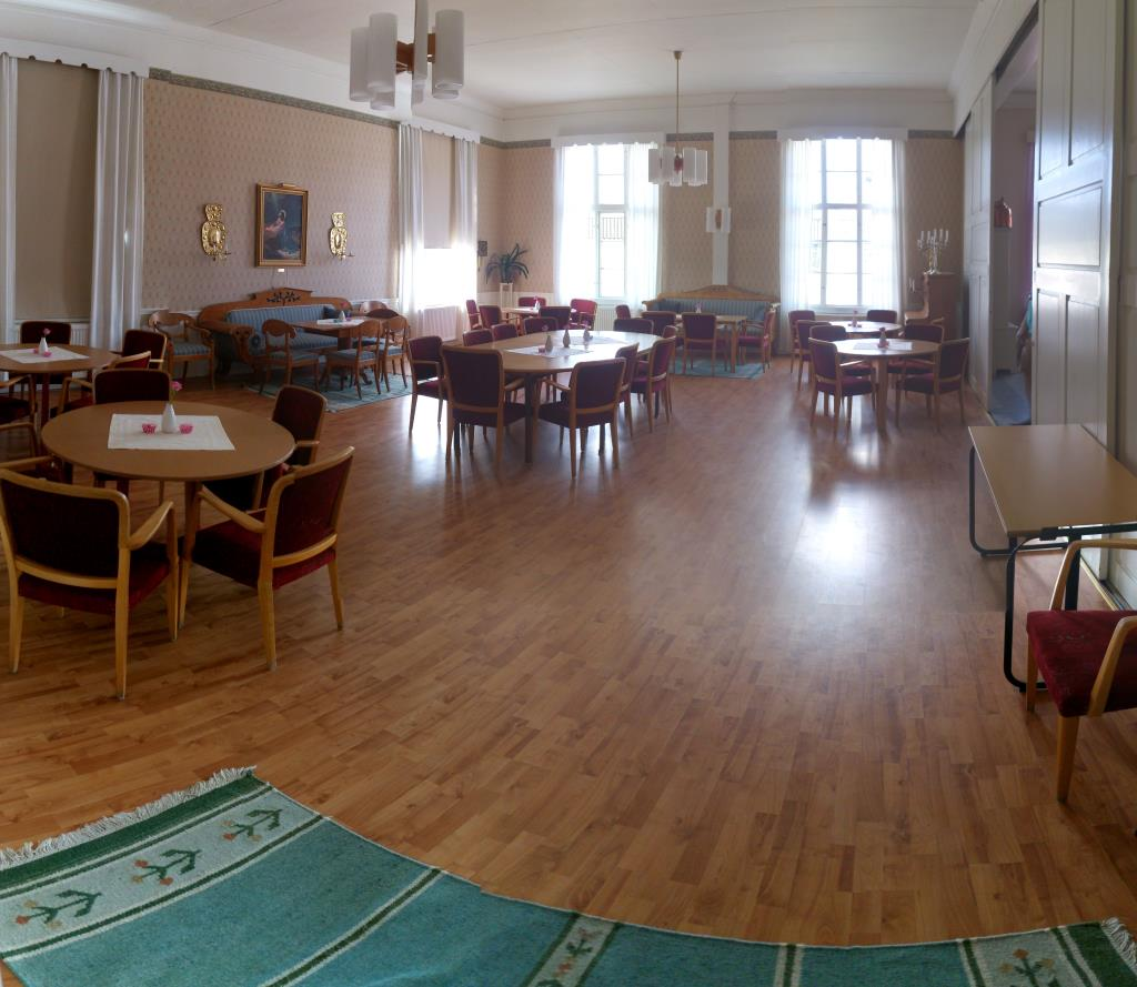 Församlingshemmet i Bergby.