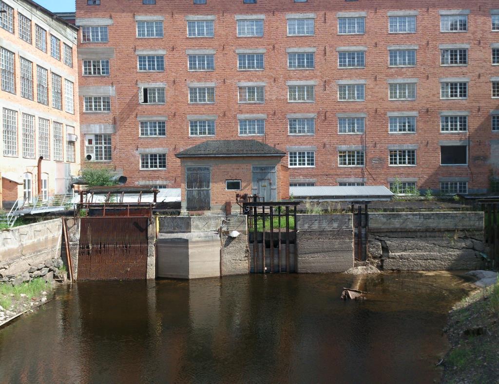 Yllefabriken i Sågmyra