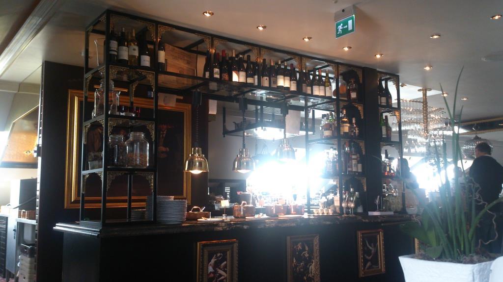 Frukost, Hotell Pigalle i Göteborg