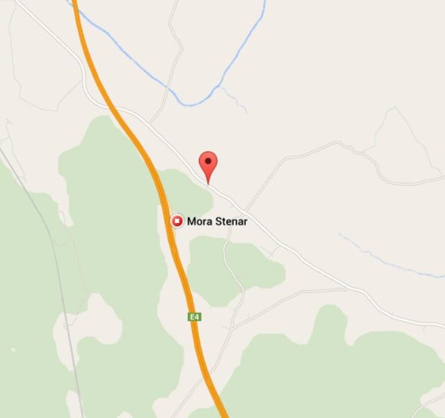 Mora Stenar - Karta