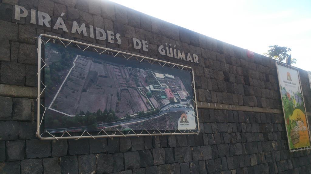 Pyramiderna i Güímar