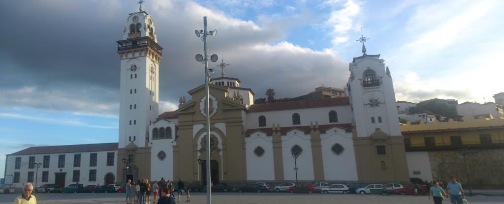 Katedralen i Candelaria