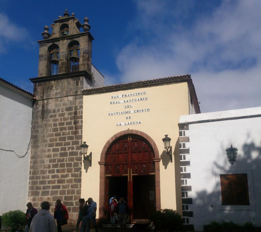 Real Santuario del Santísimo Cristo de La Laguna