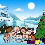 Eurotix - He'll be home for christmas