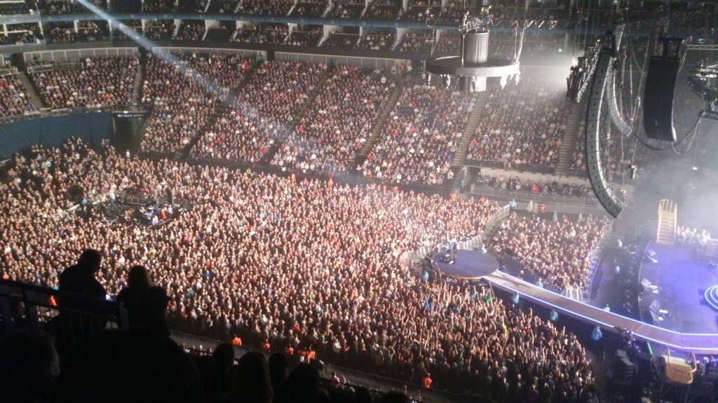 Queen + Adam Lambert, O2, London