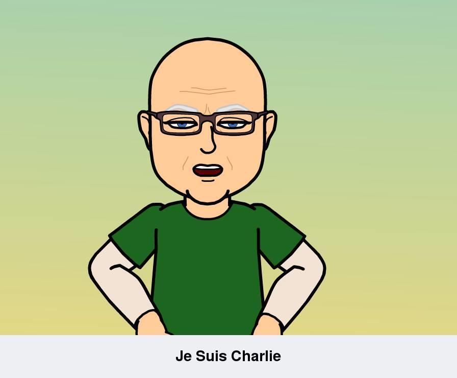 Je Suis Charlie - Stefan Gemzell