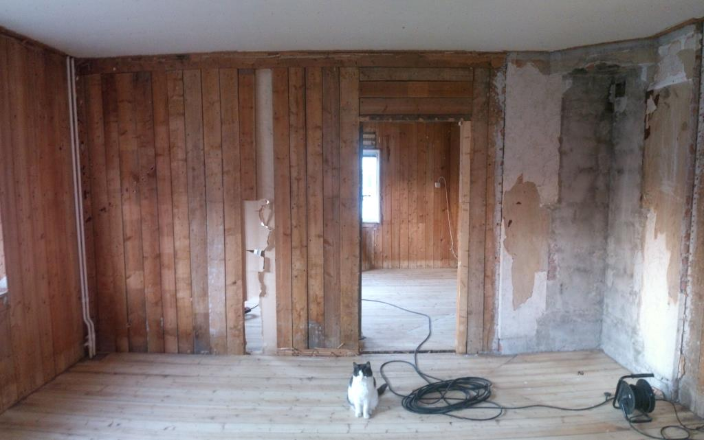 Renoveringen fortsätter