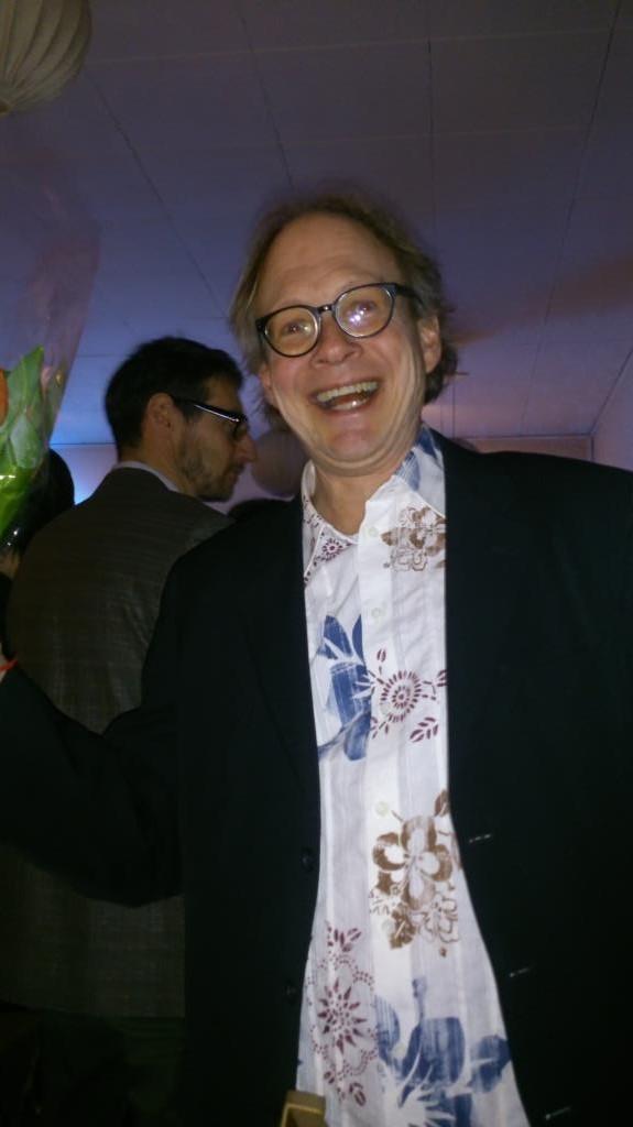 Larry Forsberg, Glad 50-åring