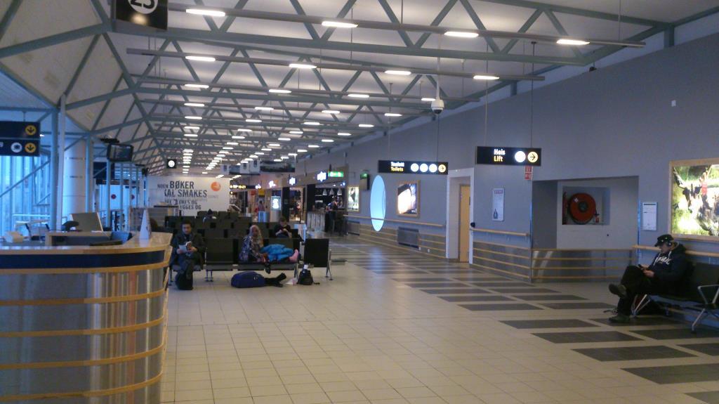 Tromsö Lufthavn