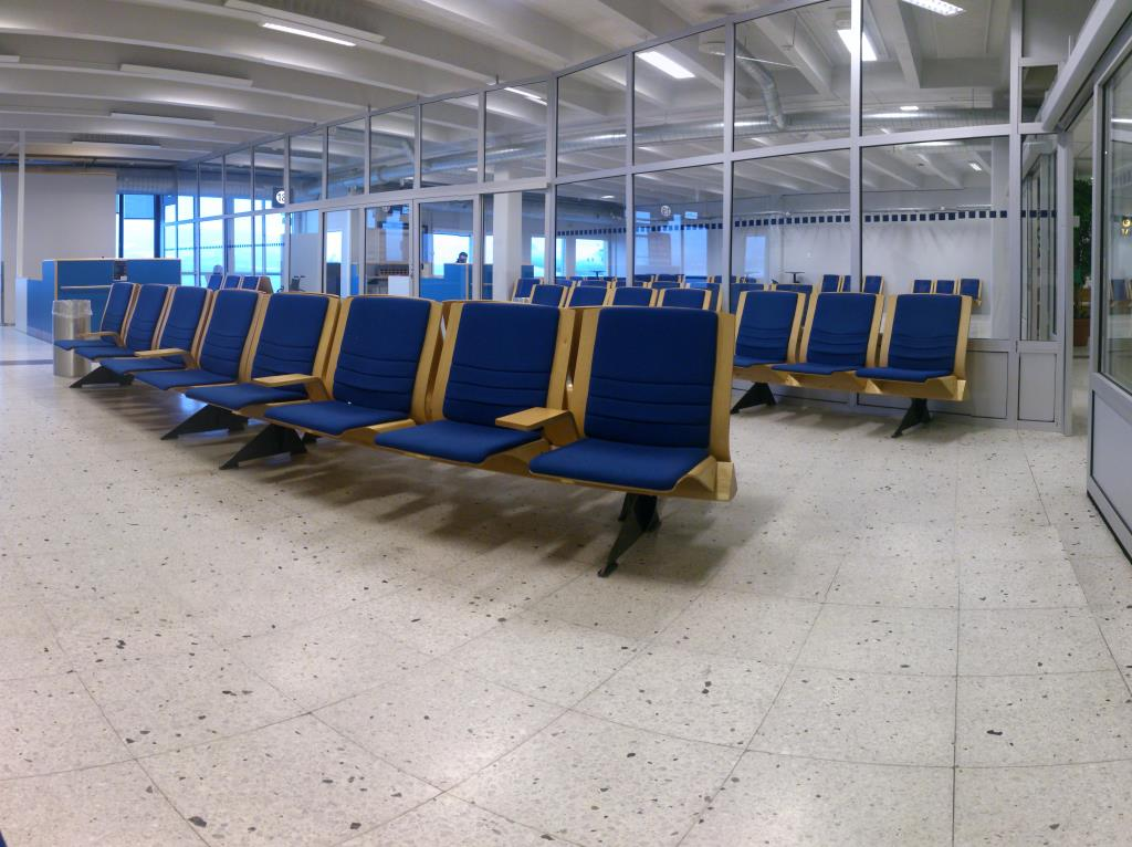 Gate 19, Tromsö Lufthavn