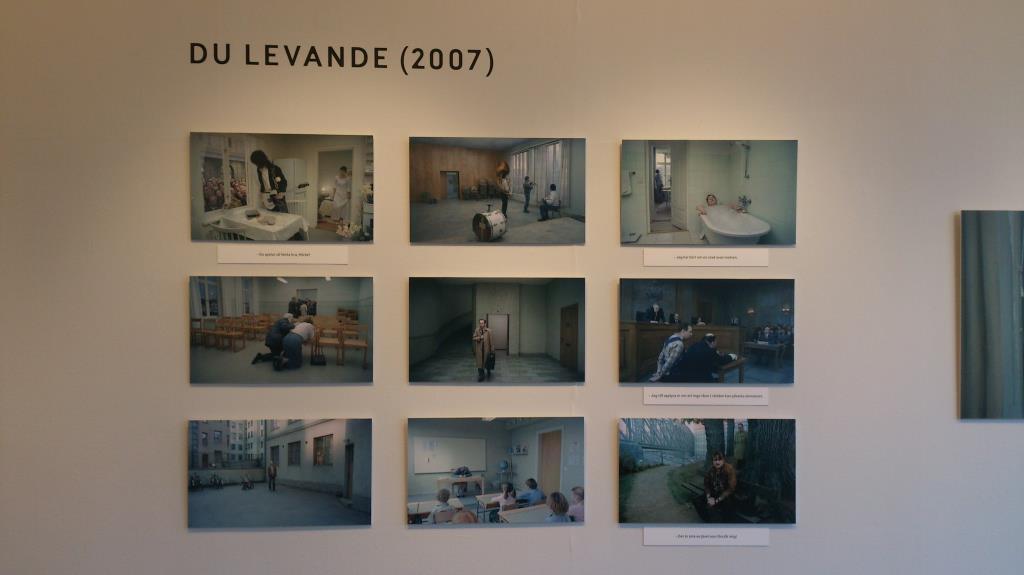 """Bilder från """"Du Levande"""""""