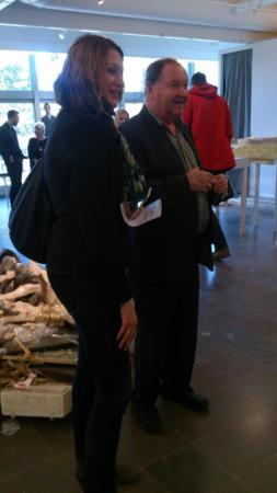 Vernissage Roy Andersson