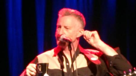 Billy Bragg i Gävle