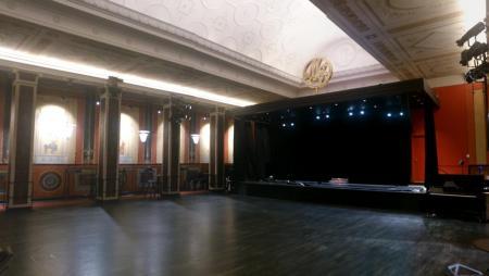 Metropol-Palais!