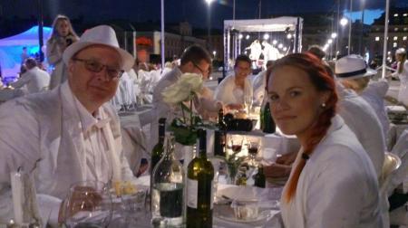 Le Dîner en Blanc - Stockholm